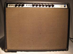 Super Reverb Amp