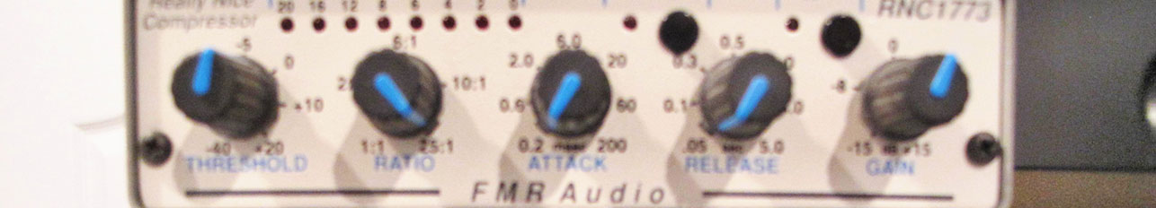 FMR AUDIO – RNC1773 COMPRESSOR